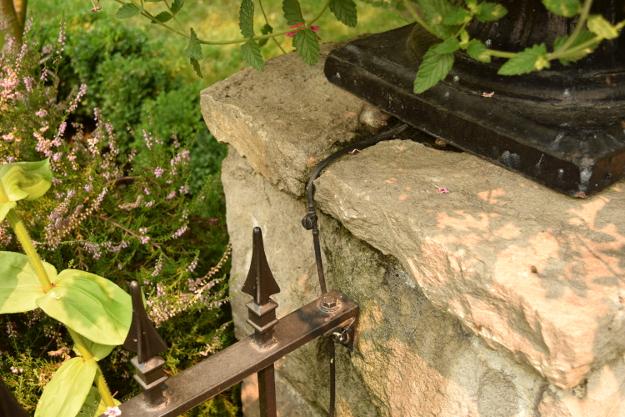 formal garden watering pots 082215 387