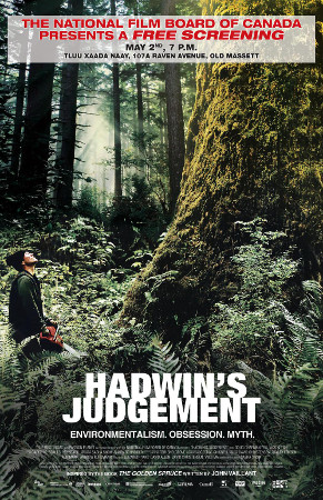 hadwin's judgement movie