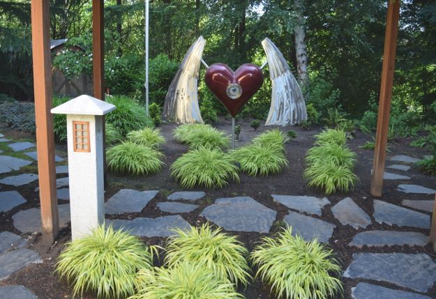 garden conservancy japanese garden sculpture heart 060516