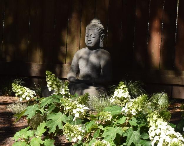 garden conservancy japanese garden statuary hydrangea 060516